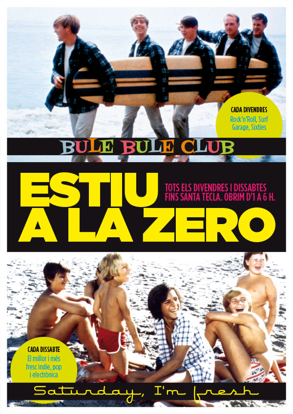 BULE BULE CLUB SUMMER 2013