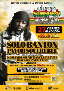 ROTOTOM LAUNCHPARTY A2