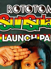 ROTOTOM LAUNCH PARTY TARRAGONA: LYRICSON + ADALA FT. KING SIVA