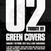 U2 TRIBUTE by GREEN COVERS