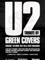 U2 TRIBUTE by GREEN COVERS