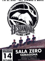 LA DESBANDADA – Fin de Gira!!