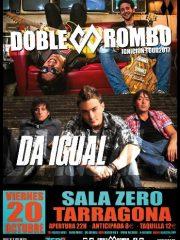 DOBLE ROMBO + DA IGUAL