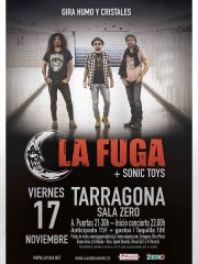 LA FUGA + SONIC TOYS