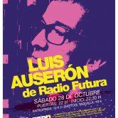 LUIS AUSERÓN (RADIO FUTURA)