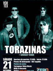 TORAZINAS + GROGGY RUDE