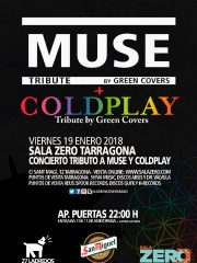 GREEN COVERS – Tributo a MUSE + COLDPLAY