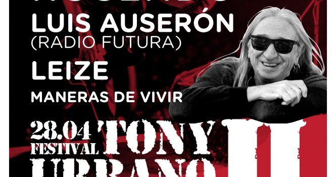 ROSENDO en el II Festival homenaje a Tony Urbano