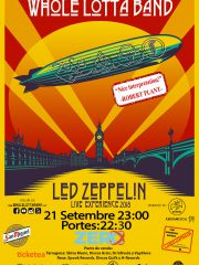WHOLE LOTTA BAND – TRIBUTO A LED ZEPPELIN