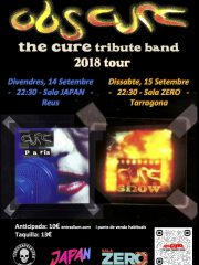 OBSCURE – Tribut a THE CURE