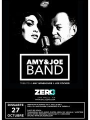 AMY & JOE BAND – TRIBUTO A AMY WINEHOUSE & JOE COCKER