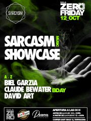 SARCASM MUSIC SHOWCASE