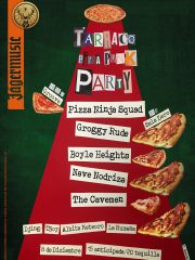 TARRACO PIZZA PUNK PARTY