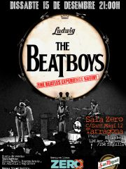 THE BEATBOYS – THE BEATLES EXPERIENCE!