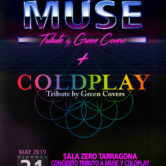 GREEN COVERS tributo a MUSE / COLDPLAY