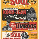 TGN SOUL CITY 6 – KOKO-JEAN & THE TONICS