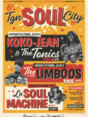TGN SOUL CITY 6 – KOKO-JEAN & THE TONICS