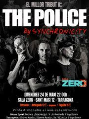 SYNCHRONICITY – TRIBUTO A THE POLICE