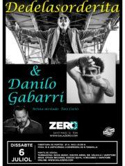 DELELASORDERITA + DANILO GABARRI + TARE CORTÉS