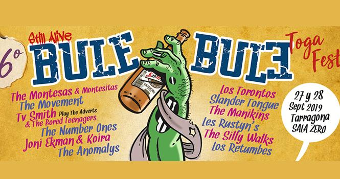 BULE BULE TOGA FEST