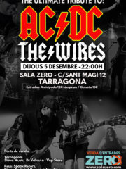 THE WIRES – THE ULTIMATE TRIBUTE TO AC/DC