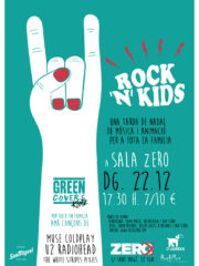 ROCK 'N' KIDS con GREEN COVERS