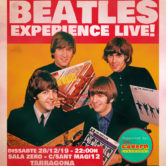 THE BEATBOYS – THE BEATLES EXPERIENCE LIVE!