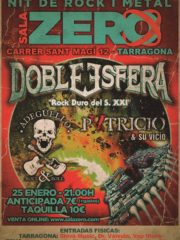 DOBLE ESFERA + ADEGÜELLO + PATRICIO Y SU VICIO