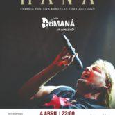 +dMANÁ – TRIBUTO A MANÁ