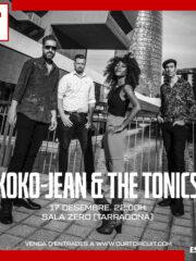 CURTCIRCUIT presenta: KOKO-JEAN & THE TONICS